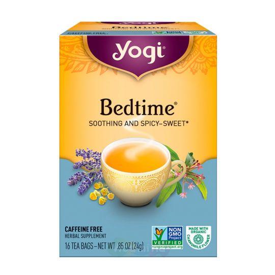 Yogi Tea Чай для Хорошего Сна Bedtime, 16 пакетиков