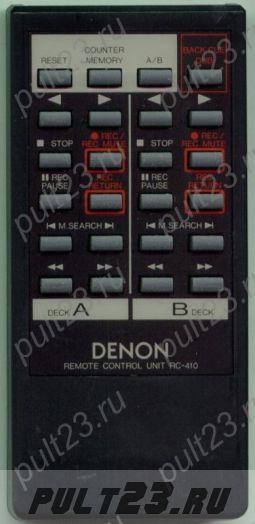 DENON RC-410, DRW-50, DRW-660, DRW-580, DRW-55, DRW-585, DRW-840, DRW-850