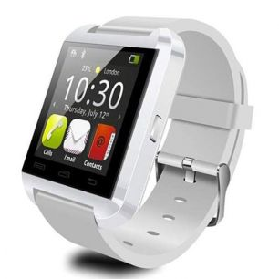 Умные часы SmartWatch U8 Белый