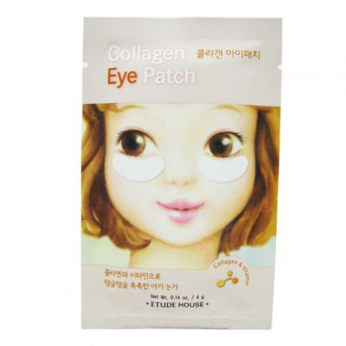 364121-2 ETUDE HOUSE Патчи под глаза с коллагеном Collagen Eye Patch