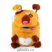 Кармашки - Пёс 21 см