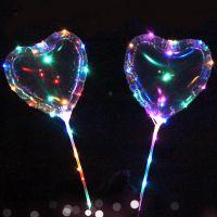 Светящийся led шар BOBO Сердце