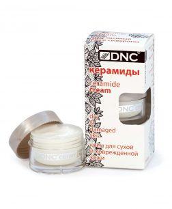 """""""DNC"""" Керамиды, крем для сухой и поврежденной кожи, 15 мл"""