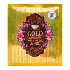 802551 Koelf Гидрогелевая маска для лица с экстрактом мёда Gold Royal Jelly Mask Pack