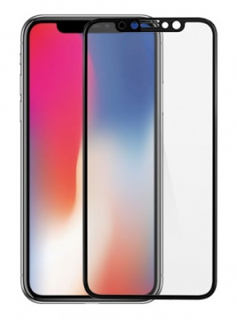 Защитное стекло iPhone X/Xs 9D