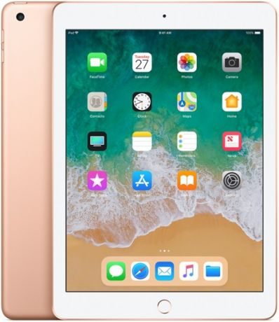"Apple iPad (2018) 9,7"" 32Gb Wi-Fi Gold"