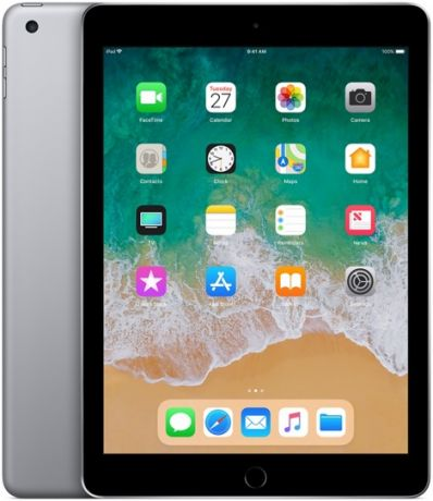 "Apple iPad (2018) 9,7"" 32Gb Wi-Fi Space Grey"
