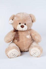 """Плюшевый медведь """"Феликс""""  I Love You 120 см"""