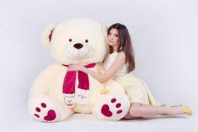 Плюшевый медведь Кельвин 190 см