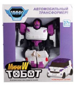 Трансформер Тобот (Мини W (фиолетовый))