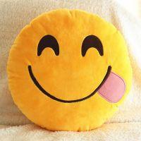 Подушка Emoji  tease