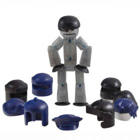 Фигурка Стикбот (StikBot) - Шлемы