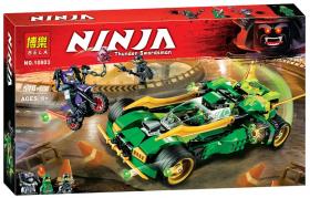 Конструктор Ninja Ночной вездеход Ниндзя