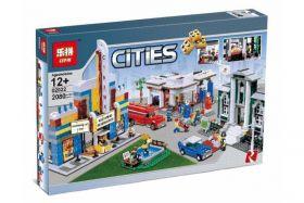Конструктор City План города