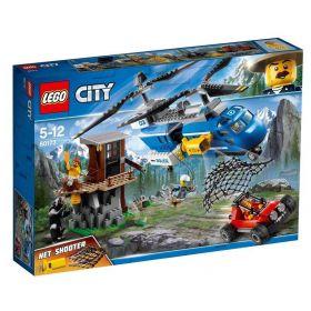 Конструктор City Погоня в горах