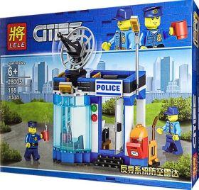 Конструктор City Полицейский пост