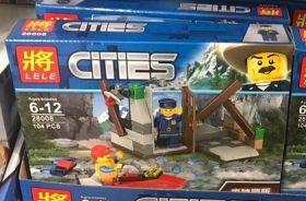 Конструктор City Погоня