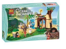 Конструктор Приключения Моаны на затерянном острове