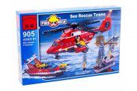 Конструктор Морские пожарные спасатели