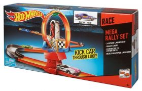 Hot Wheels Трек мега ралли Mega Rally Track Set