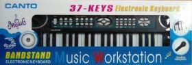 Детское пианино CantoMusicWorkstation