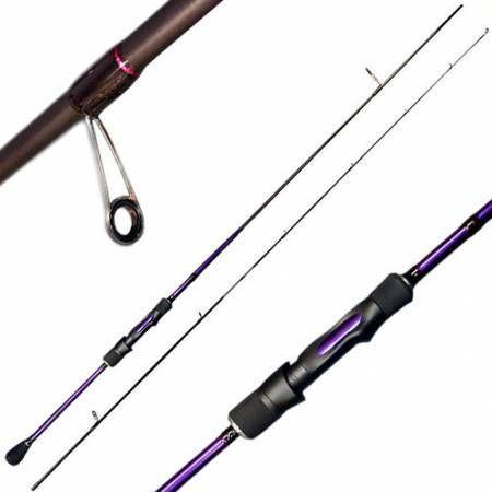 Спиннинг Mifine Knight Spin 73UL Rod 2.2 м / 2-10г / арт 11312-220