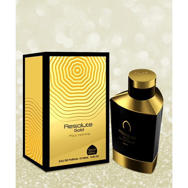 "Парфюмерная вода Khalis ""Resolute Gold"" pour Homme 100 ml"
