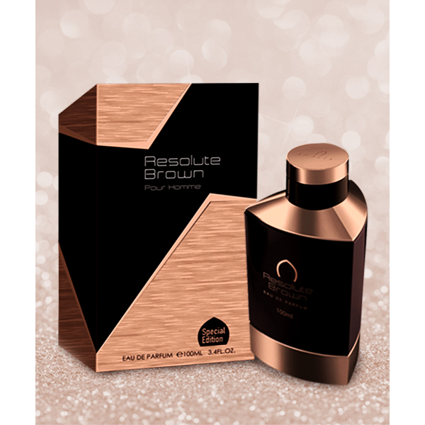"Парфюмерная вода Khalis ""Resolute Brown"" pour Homme 100 ml"