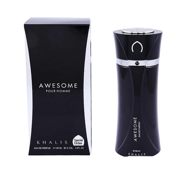 "Парфюмерная вода Khalis ""Awesome"" pour Homme 100 ml"