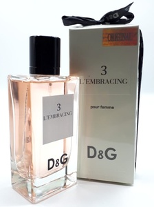 D&G 3 L'Embracinc EDP, 100 ml (ОАЭ