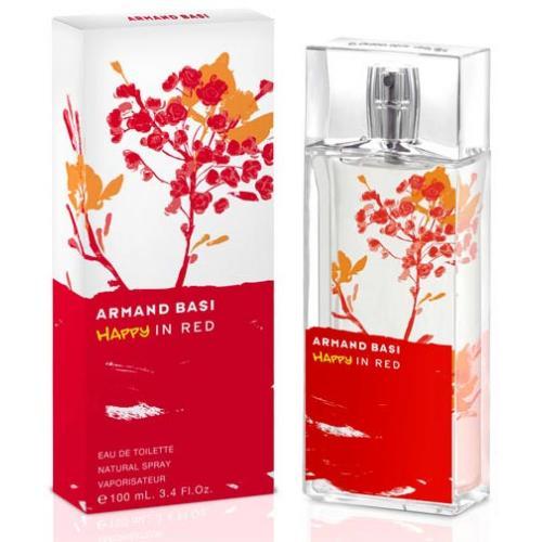 Happy in Red Armand Basi для женщин 100 мл