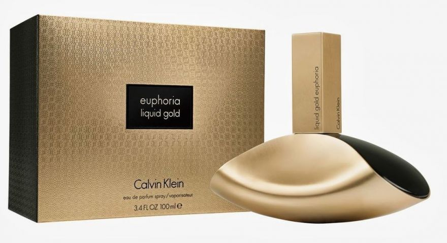 Calvin Klein Euphoria Liquid Gold edp 100ml