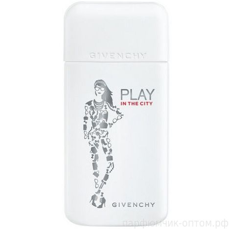 "Парфюмерная вода, Givenchy ""Play in the City"", 75 ml"