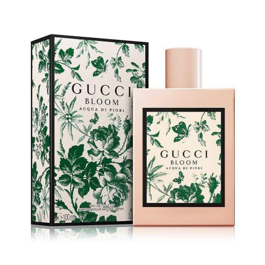 Парфюмерная вода Gucci Bloom Acqua di Fiore 100 мл