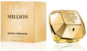 "Парфюмерная вода Paco Rabanne ""Lady Million"", 80 ml"