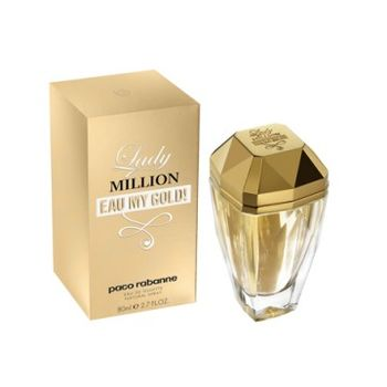 Lady Million Eau My Gold NEW 80 ml