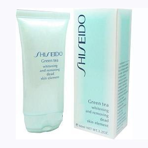 Пилинг-гель для лица, Shiseido Green Tea 60ml.