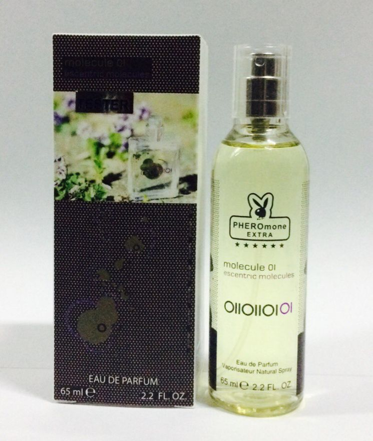 """Мини-парфюм с феромонами """"Escentric Molecules"""" Molecules 01 eau de parfum унисекс (65 мл)"""