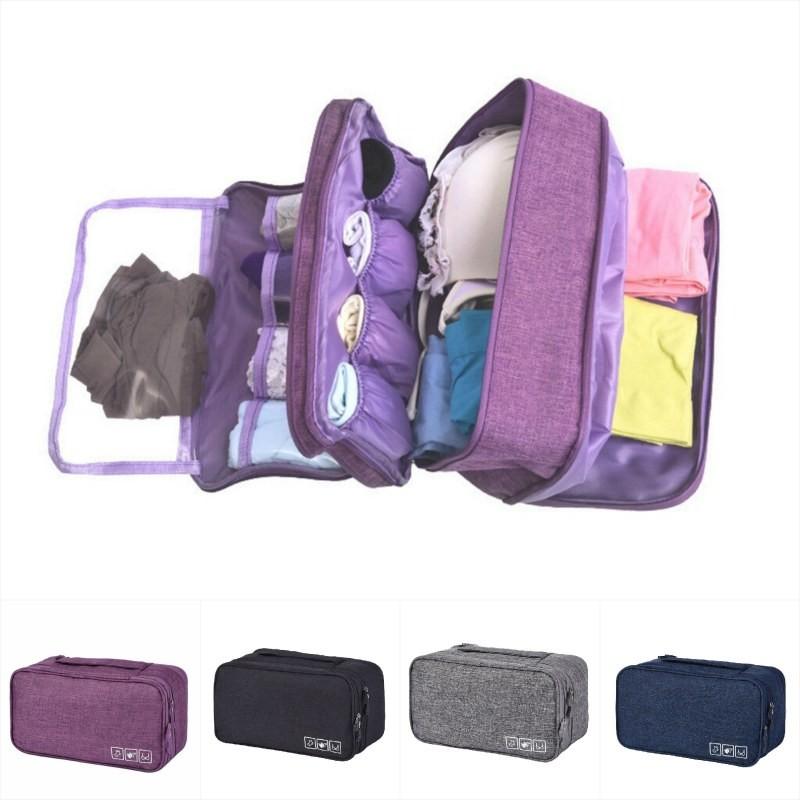 Дорожный органайзер для нижнего белья Travel Underwear Pouch