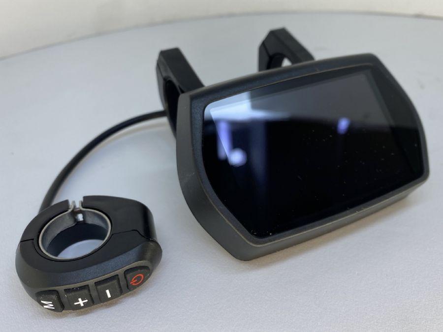 Бортовой компьютер, дисплей, курок для Kugoo G2 Pro