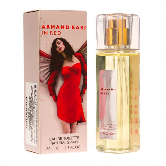 Armand Basi in Red eau de toilette 50ml (суперстойкий)