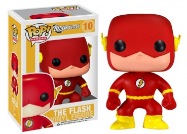Фигурка Funko POP! Vinyl: DC: The Flash 2248