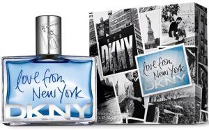 "Парфюмированная вода Donna Karan ""DKNY Love from New York for Men"", 90 ml"