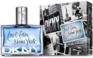 """Парфюмированная вода Donna Karan """"DKNY Love from New York for Men"""", 90 ml"""