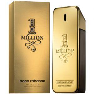 """Туалетная вода Paco Rabanne """"1 Million"""", 100 ml"""