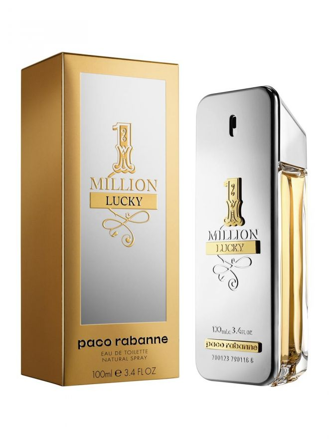 Туалетная вода Paco Rabanne 1 Million Lucky 100ml