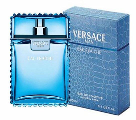 """Туалетная вода Versace """"Versace Man Eau Fraiche"""", 100 ml 100 мл"""