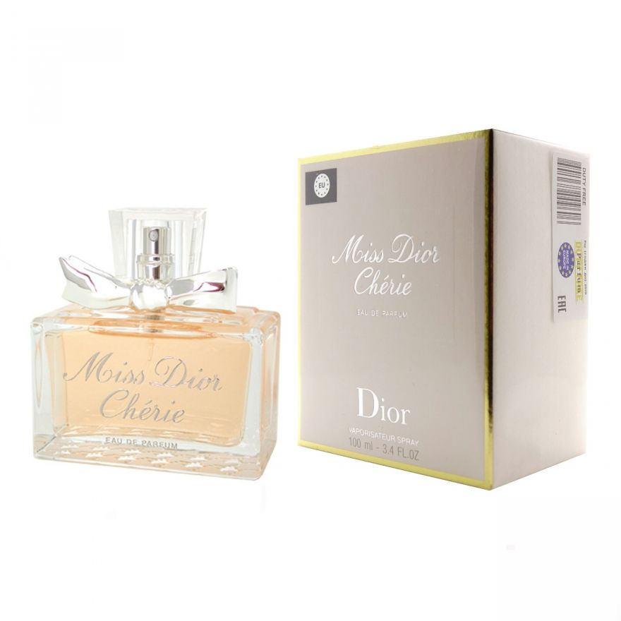 Christian Diorvb Miss Dior Cherie 100ml (EURO)