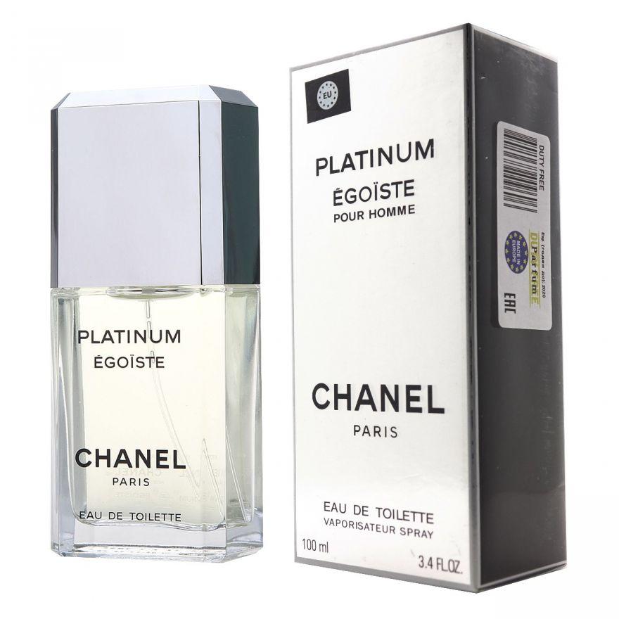 "Туалетная вода Chanel ""Egoiste Platinum"", 100 ml (оригинал)"