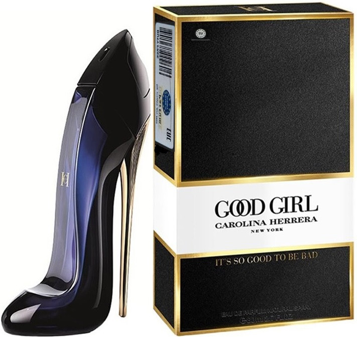 Good Girl Carolina Herrera 80ml (EURO)